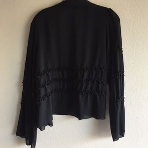 Botton down blouse
